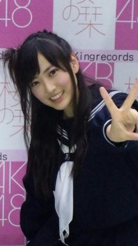 高松恵理 AKB48研究生