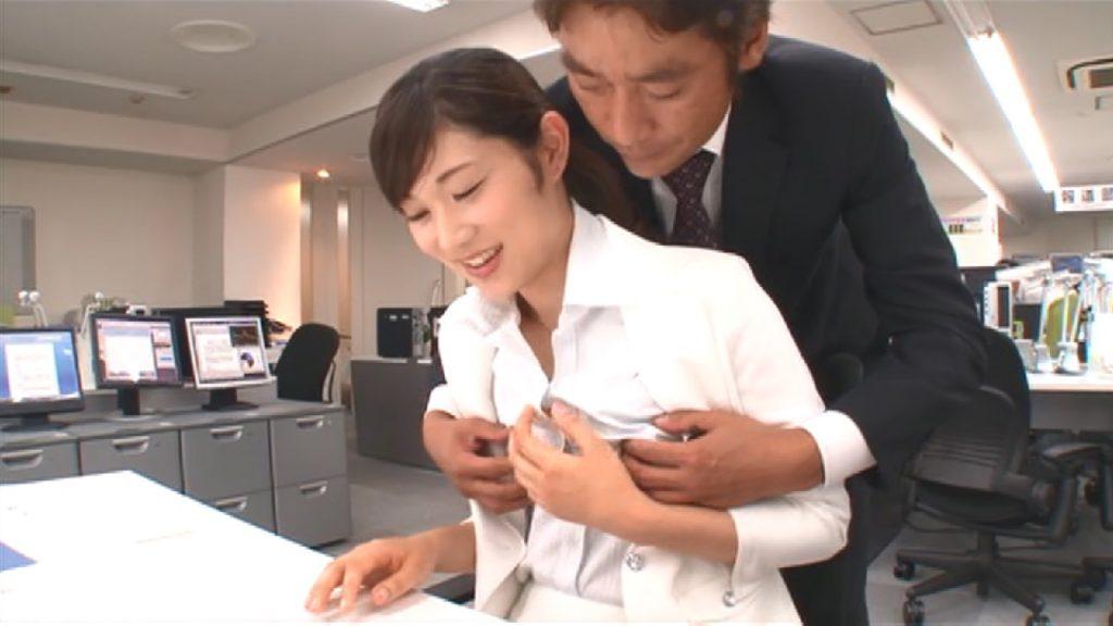 女子アナAV 角川珠希