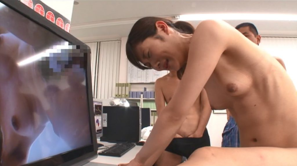 アナウンサーAV 角川珠希