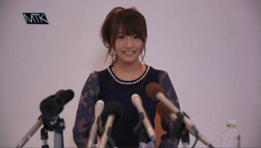 セックス前のインタビューで初体験を語る国民的アイドルSKE48の鬼頭桃菜似の三上悠亜 AVデビュー