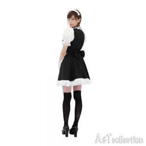 メイド服 フレッシュ☆メイド ピュア系 A&TCollection