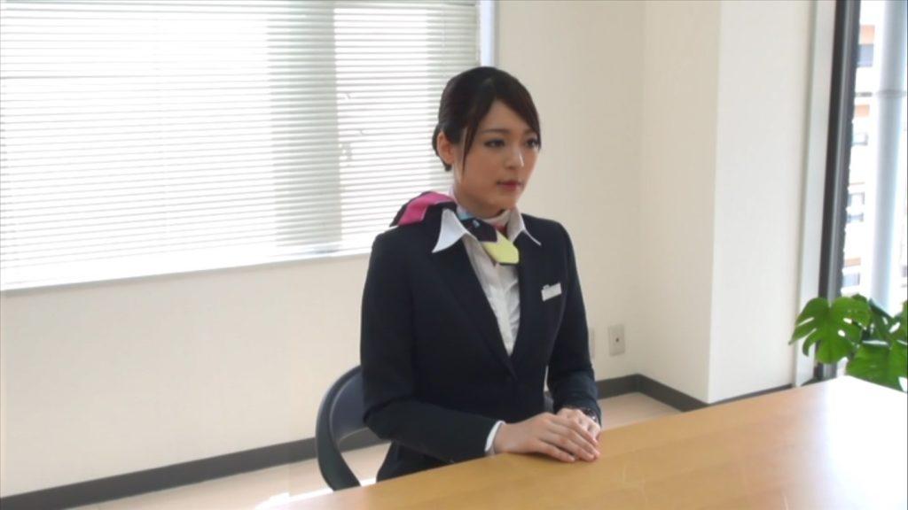 司ミコト スチュワーデスin 境橋梨緒