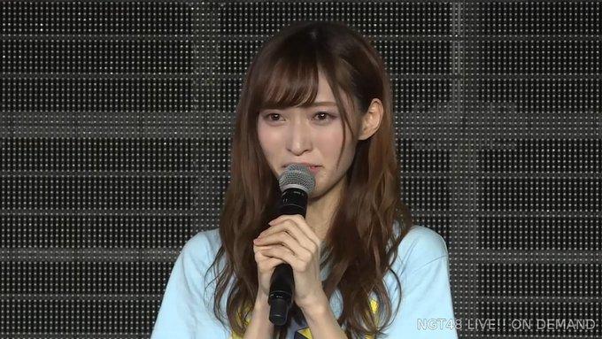 山口真帆 NGT48卒業