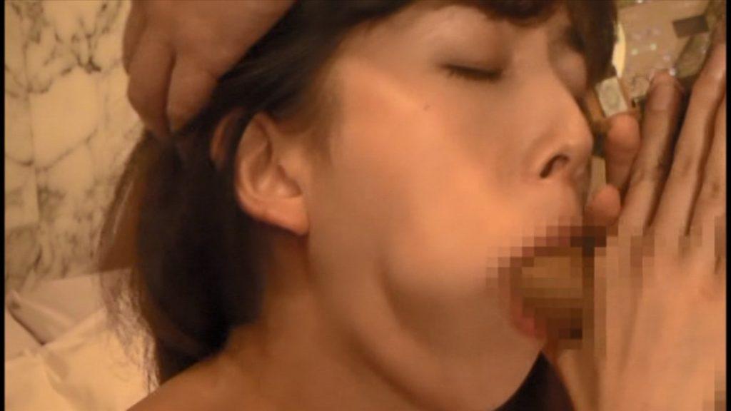 嘉門洋子 チンコでほっぺたを膨らませる