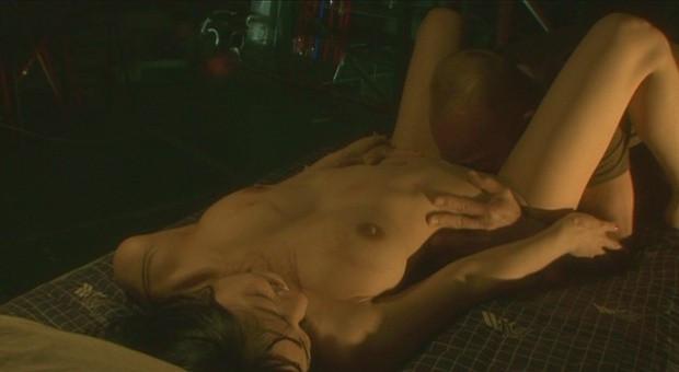 クンニされる佐藤寛子 ヌードの夜/愛は惜しみなく奪う