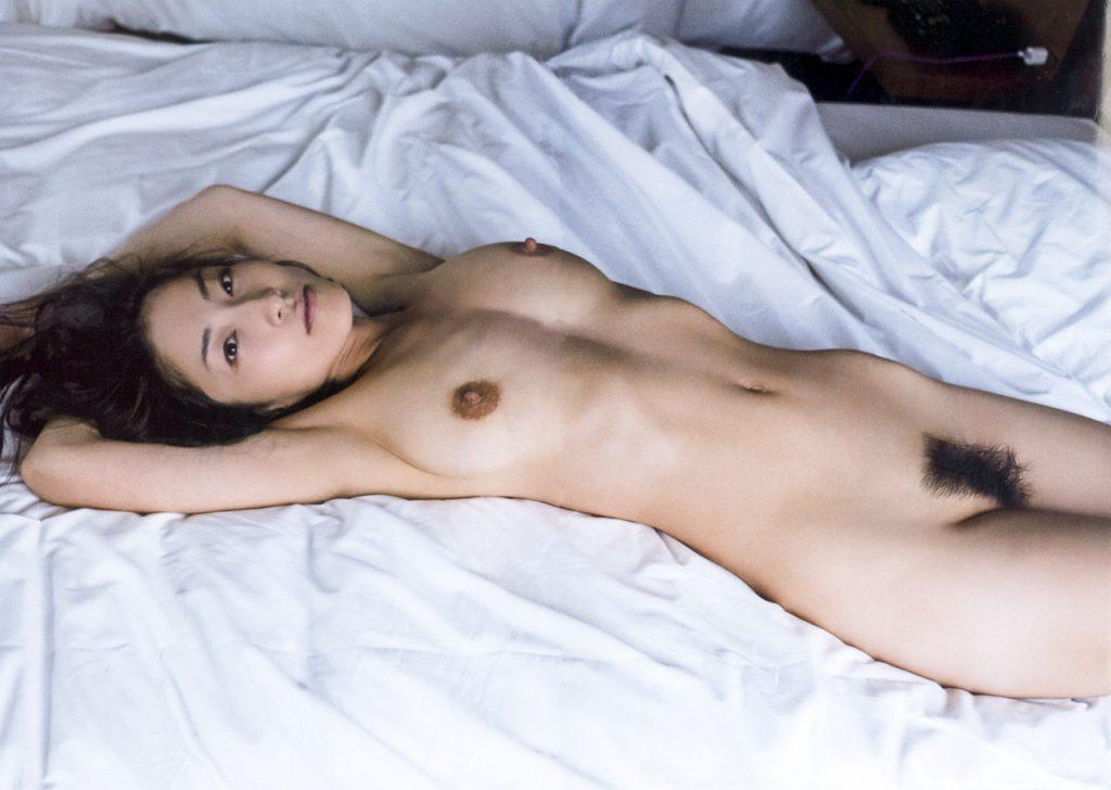 ヘアヌード 佐藤寛子 写真集 1262