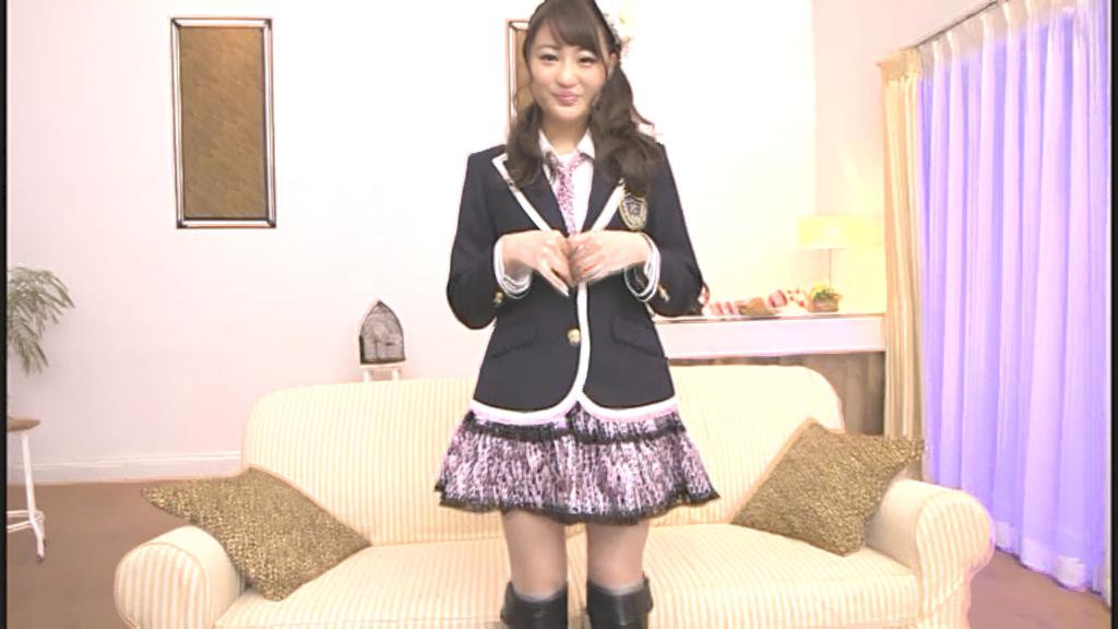 NMB48 AV女優 松田美子 国民的アイドル